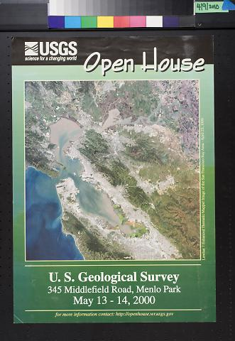 USGS: Science For A Changing World, Open House