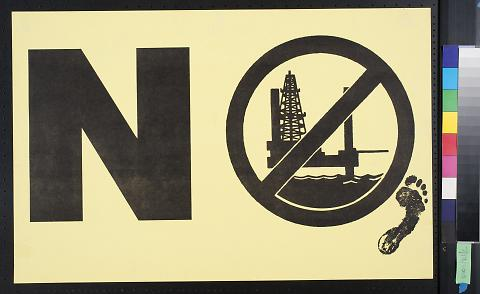 No (offshore oil drilling)
