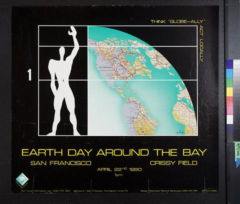 Earth day around the bay