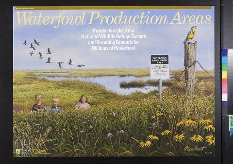 Waterfowl Production Areas