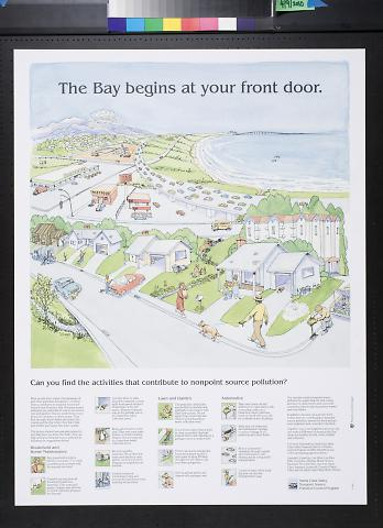 The Bay begins at your front door
