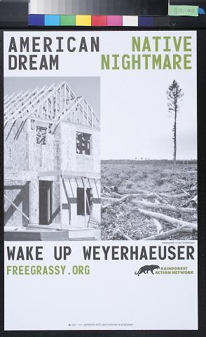 American Dream / Native Nightmare