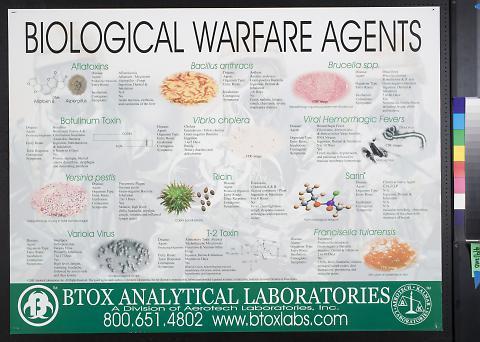 Biological Warfare Agents