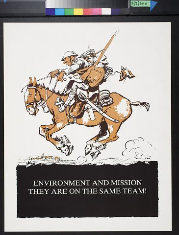 Environment and Mission: They Are On The Same Team