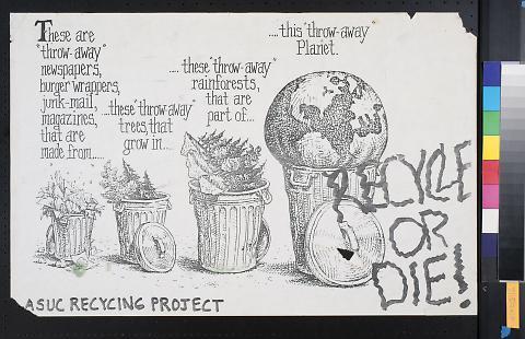 Recycle or Die!