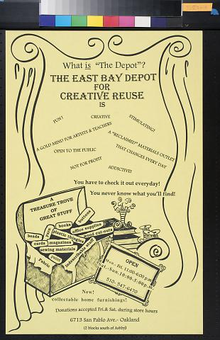 The East Bay Depot for Creative Reuse