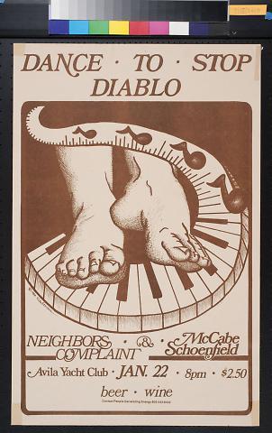 Dance to Stop Diablo