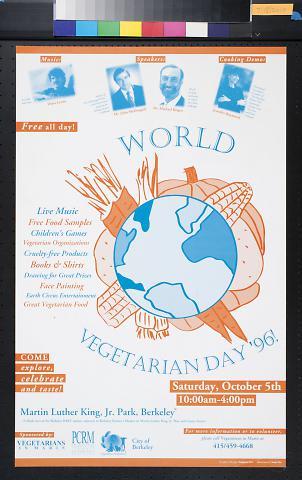 World Vegetarian Day '96!