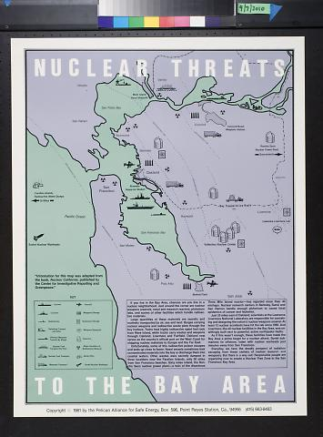 Nuclear Threats To The Bay Area