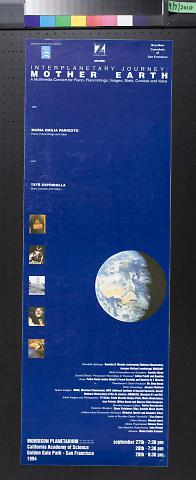 Interplanetary Journey: Mother Earth