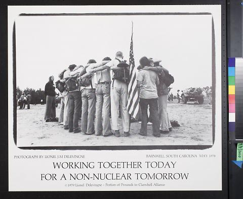 Working Together Today for a Non-Nuclear Tomorrow