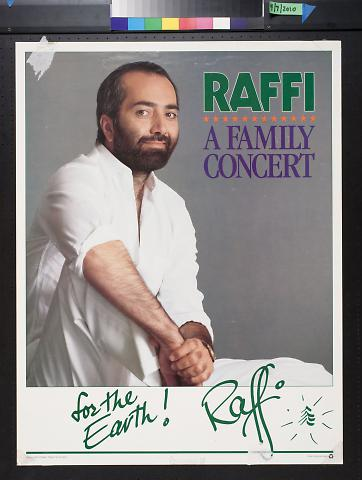 Raffi: A Family Concert