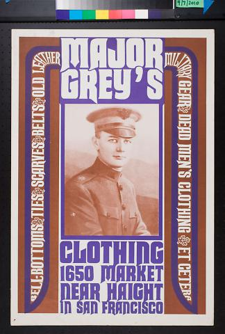 Major Grey's Clothing