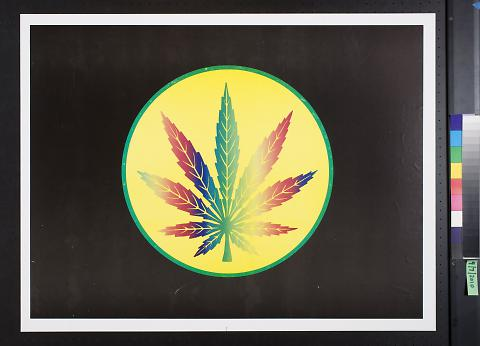 untitled (marijuana leaf)