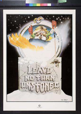 Leave No Turn Unstoned
