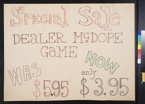 Dealer McDope Game