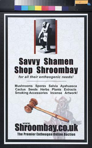 Savvy Shamen Shop Shroombay