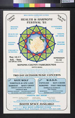 Health & Harmony Festival '81