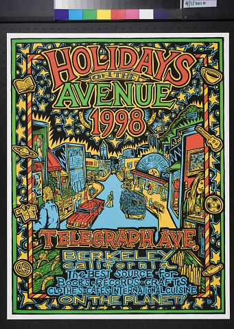 Holidays on the Avenue