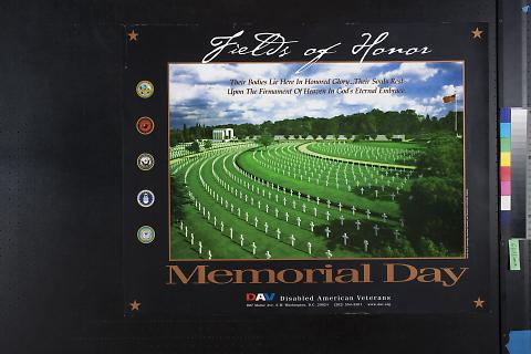 Fields of Honor: Memorial Day