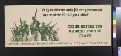 Think before you register for the draft