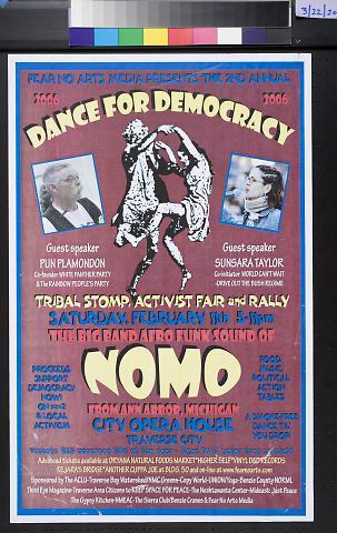 Dance For Democracy