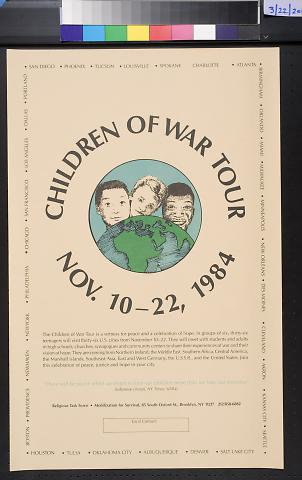Children Of War Tour:1984