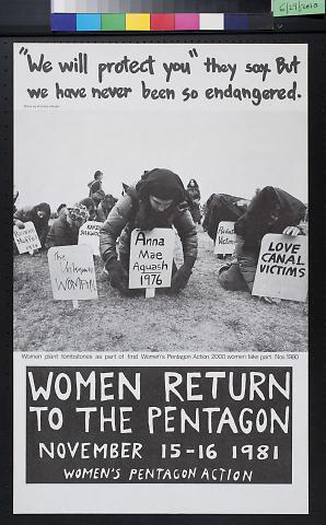 Women Return to the Pentagon