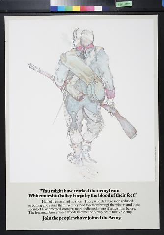 untitled (revolutionary soldier)