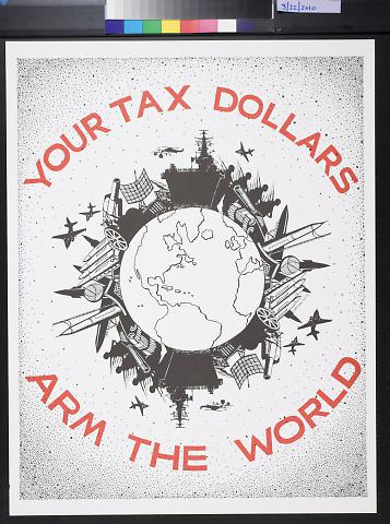 Your Tax Dollars Arm the World