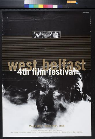 West Belfast 4th Film Festival