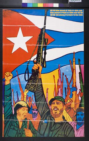 Tenth Anniversary of the Triumph of the Cuban Rebellion