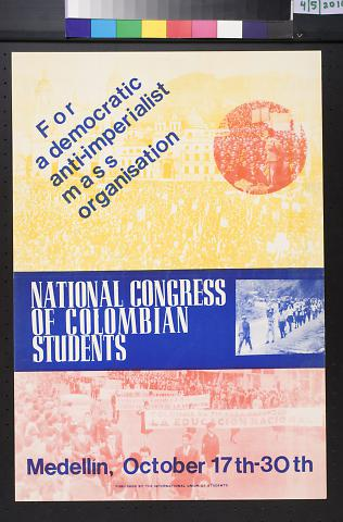 National Congress of Colombian Students