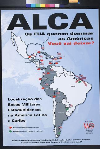 ALCA Os EUA querem dominar as Americas Voce vai deixar?