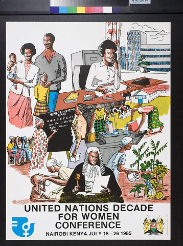 United Nations Decade For Women Conference
