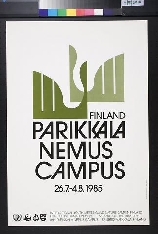 Finland Parikkala Nemus Campus