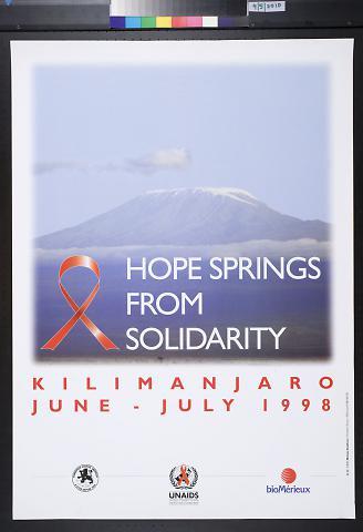 Hope Springs from Solidarity