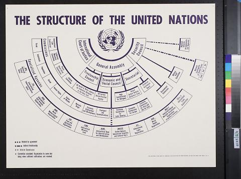 The Structure of the United Nations