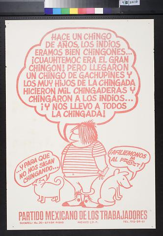untitled (cartoons talking in Spanish)