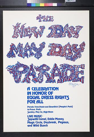 The New Day May Day Parade