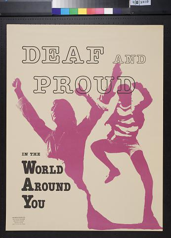 Deaf and Proud