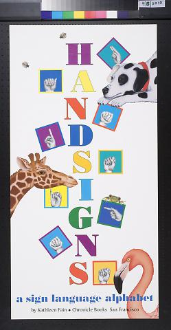 Handsigns, a Sign Language Alphabet