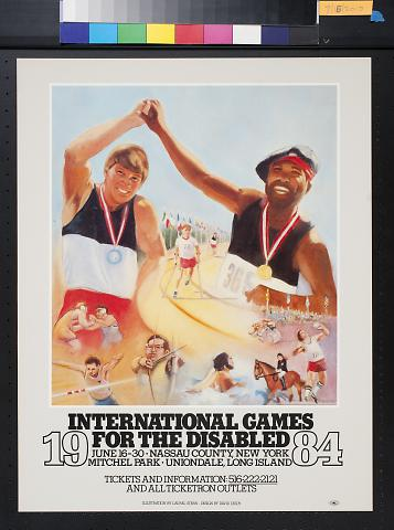 International games for the disabled 1984