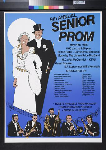 The 9th Annual Senior Prom