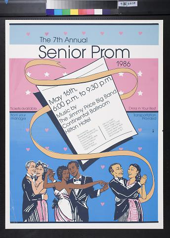 The 7th Annual Senior Prom