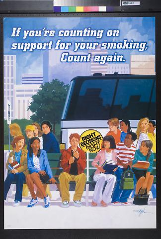 If You're Counting on Support for Your Smoking...