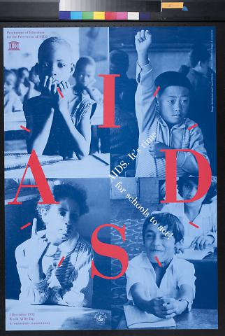 AIDS: It's Time for Schools to Act
