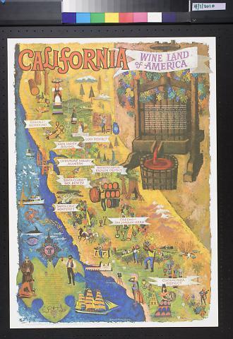 California: Wine Land of America