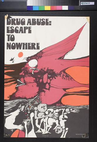 Drug Abuse: Escape to Nowhere