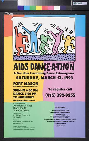 AIDS Dance-A-Thon